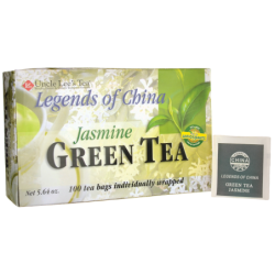 Legends of China Jasmine Green Tea, 100 Bag(s)