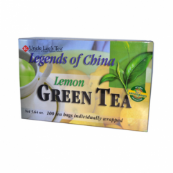 Lemon Green Tea, 100 Bag(s)