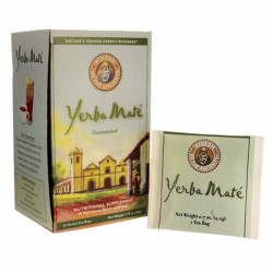Yerba Mate Unsweetened, 25 Bag(s)