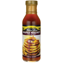 Maple Walnut Syrup, 12 fl oz (355 mL) Bottle(s)