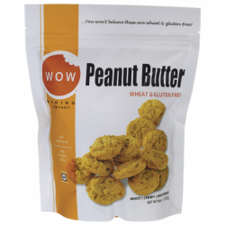 Peanut Butter Cookies, 8 oz (227 grams) Pkg