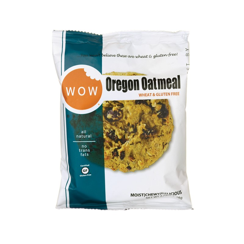 Oregon Oatmeal Cookie, 1 / 2.75 oz Ct