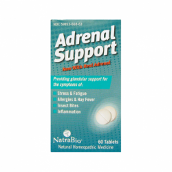 Adrenal Support, 60 Tabs