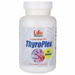 ThyroPlex for Women, 120 Caps