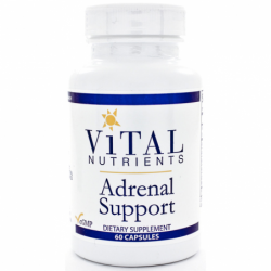 Adrenal Support, 60 Caps