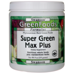 Super Green Max Plus, 9 oz (255 grams) Pwdr