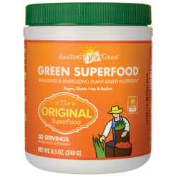 Green SuperFood, 8.5 oz (240 grams) Pwdr