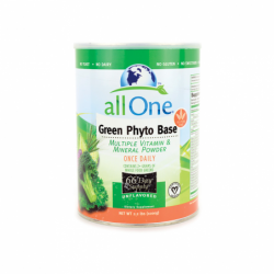 Green Phyto Base, 2.2 lbs (1,000 grams) Pwdr