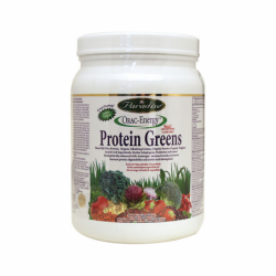OracEnergy Protein & Greens, 16 oz Pwdr