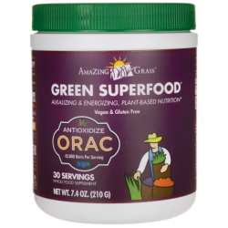 Green SuperFood, 7.4 oz (210 grams) Pwdr