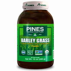 Barley Grass Powder, 10 oz (280 grams) Pwdr