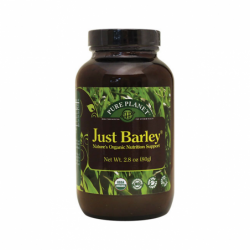 Just Barley 100 Organic Juice Powder, 80 grams Pwdr