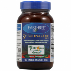 Spirulina Gold Plus, 500 mg 90 Tabs