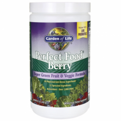 Perfect Food Berry, 240 grams Pwdr