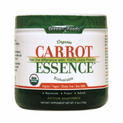 Carrot Essence, 5.3 oz Pwdr