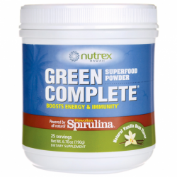 Green Complete Superfood Powder, 6.7 oz (190 grams) Pwdr