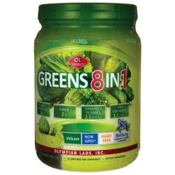 Greens 8 in 1, 13.69 oz Pwdr