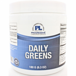 Daily Greens, 6.3 oz (180 grams) Pwdr