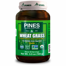 Wheat Grass Powder, 3.5 oz (100 grams) Pwdr