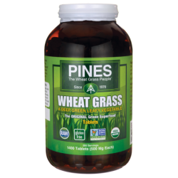 Wheat Grass, 1,400 Tabs