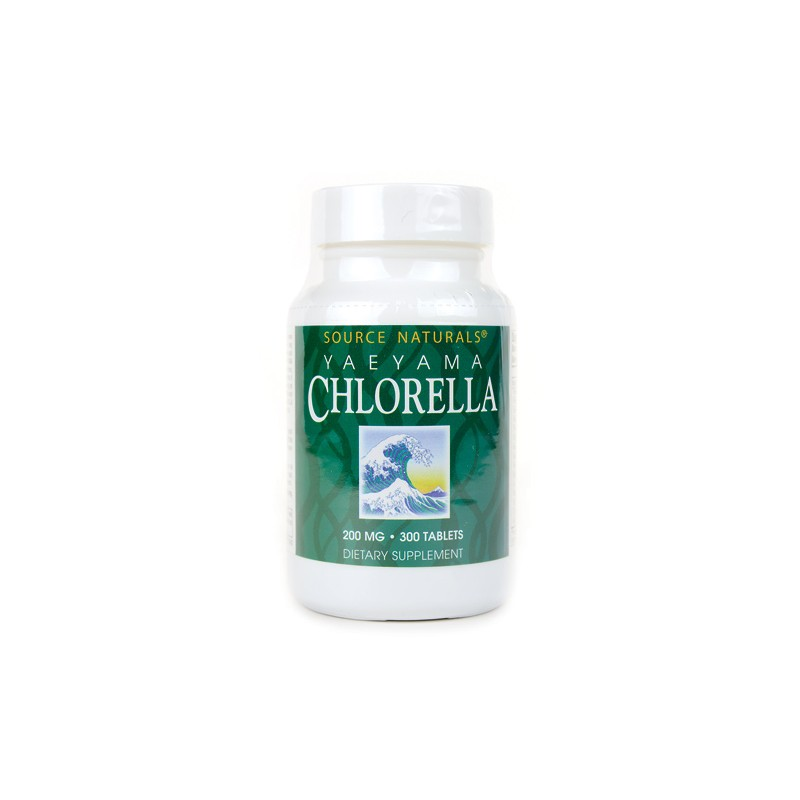 From The Manufacturer Chlorella