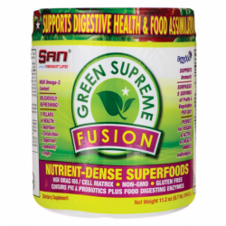 Green Supreme Fusion, 11.2 oz Pwdr
