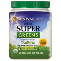 Ormus Supergreens  Natural, 8 oz (226.8 grams) Pwdr
