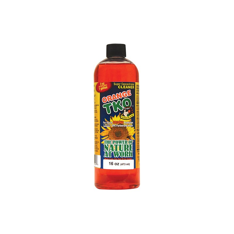 Orange TKO, 16 fl oz Liquid