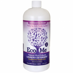 Natural Plant Extracts Laundry Detergent  Lavender Blossom, 32 fl oz Liquid