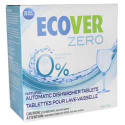 Zero Automatic Dishwasher Tablets, 25 Ct