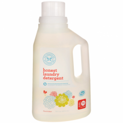 Honest Laundry Detergent  Free & Clear, 70 fl oz (2,070 mL) Liquid