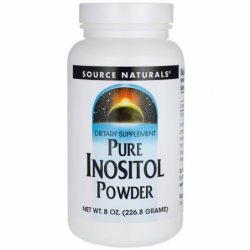 Pure Inositol Powder, 8 oz (226.8 grams) Pwdr