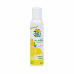 Natural Odor Eliminating Air Freshener  Tropical Lemon, 3.5 fl oz Liquid