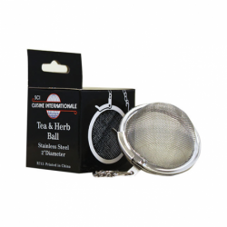 Stainless Steel Tea & Herb Ball, 1 Unit