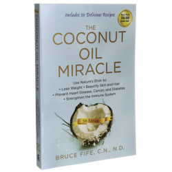 The Coconut Oil Miracle, 286 Pages
