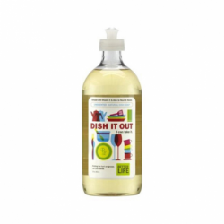Dish It Out Dish Soap  Unscented, 22 fl oz Liquid