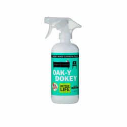 Oaky Dokey Green Wood Cleaner & Polish, 16 fl oz Liquid