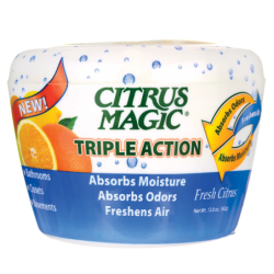 Triple Action  Fresh Citrus, 12.8 oz (362 grams) Unit