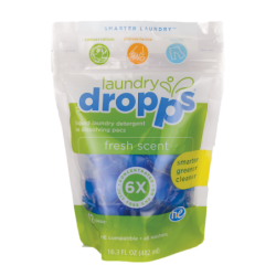 Laundry Dropps  Fresh Scent, 42 loads Ct