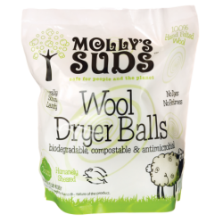 Wool Dryer Balls, 3 Ct