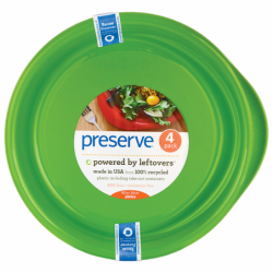 Everyday Large Plates Apple Green, 4 Pack(s)