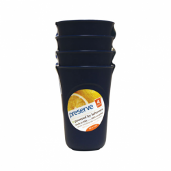 Everyday Cups Midnight Blue, 4 Pack(s)