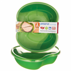 Square Food Storage Apple Green, 2 Pack(s)