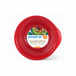Bowls 16 oz  Red, 4 Pack(s)