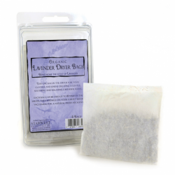 Organic Lavender Dryer Bags, 4 Ct