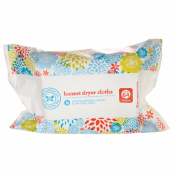 Honest Dryer Cloths  Free & Clear, 32 Ct