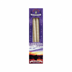 Candles Lavender, 4 Pack(s)
