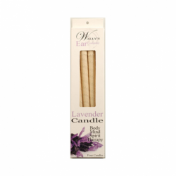 Lavender Candle, 4 Pack(s)
