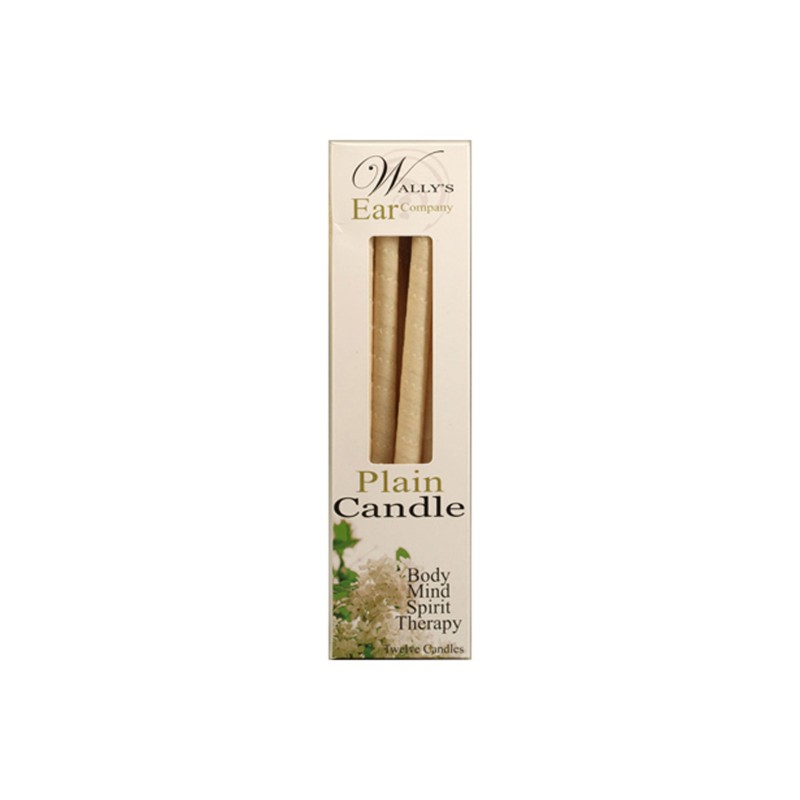 Plain Candle, 12 Pack(s)