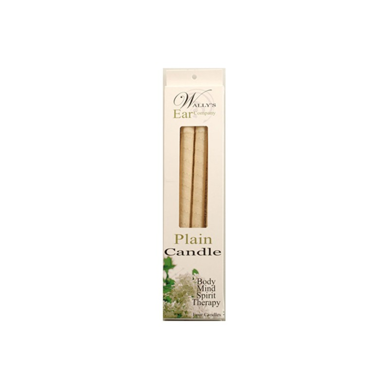 Plain Candle, 4 Pack(s)
